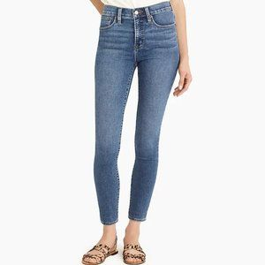 J.Crew High-Rise Knit Toothpick Jean Size 28